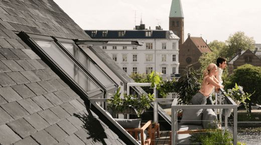Relativ Eine Dachterrasse bauen in fünf Schritten | DachDirekt XL02
