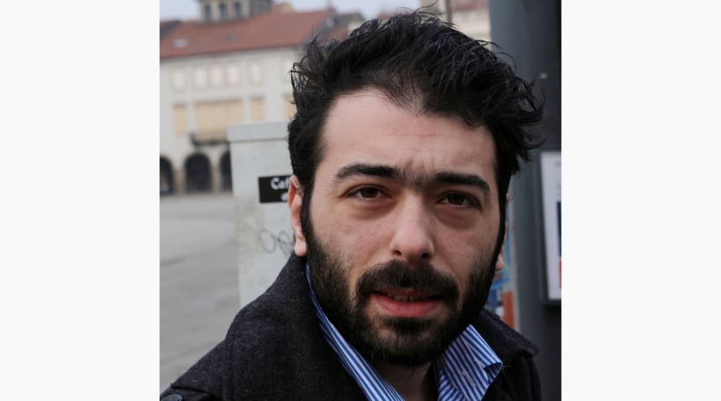 Häuser der Zukunft: Porträtbild des Architekten Wafai aus Turin