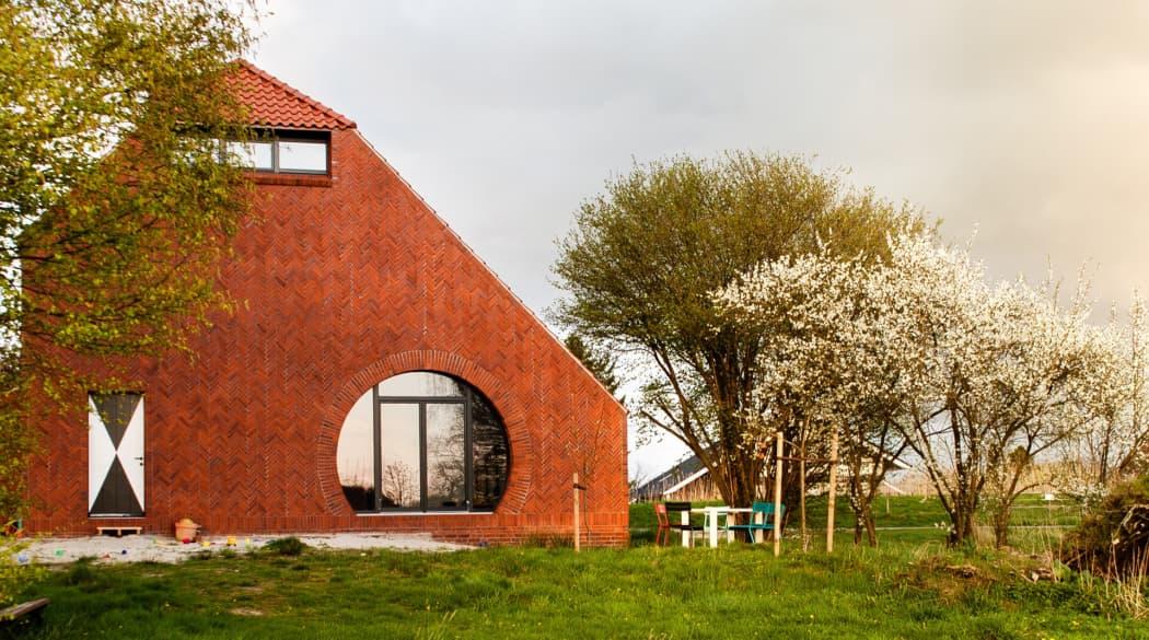 Thomas Kröger Architekt: das Haus am Deich