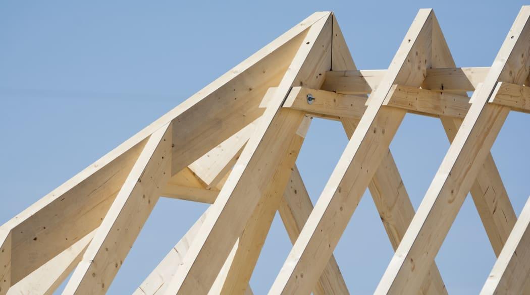 Gütesiegel: Holz fürs Dach