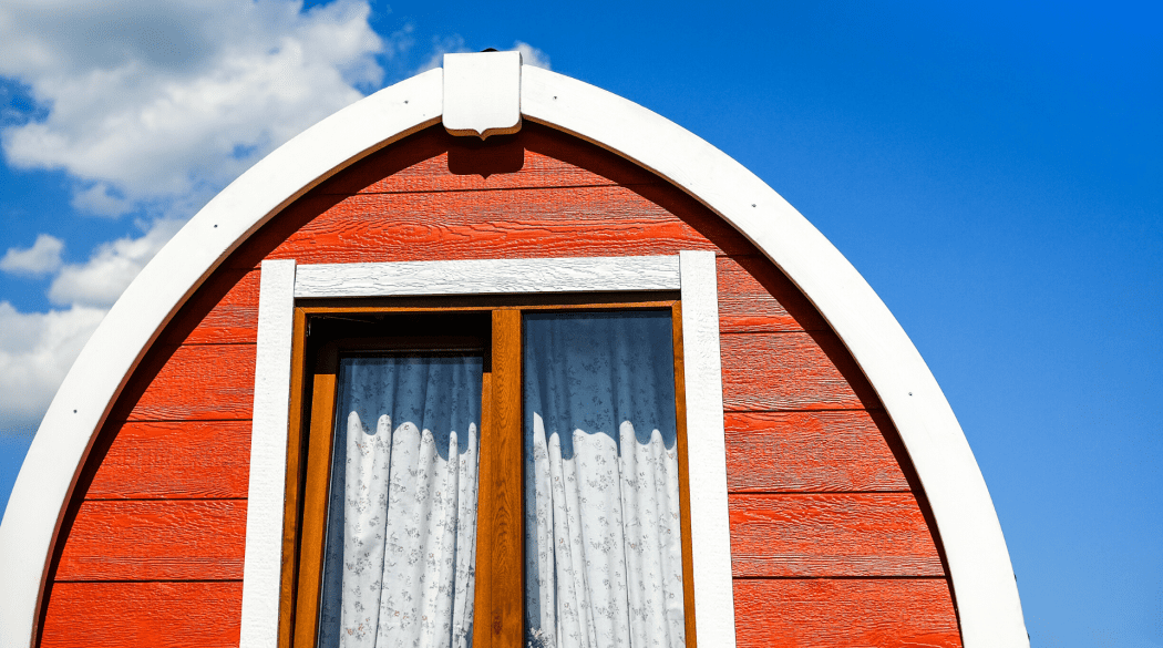 Tonnendach in Norwegen