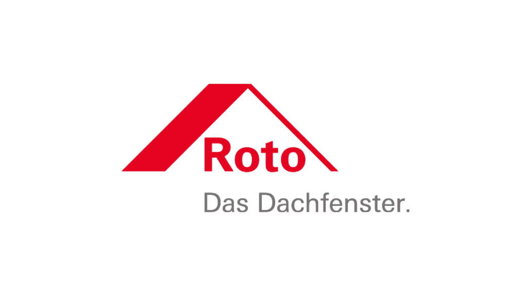 Roto als Qualitätssiegel für ein Qualitätsmerkmal von Dachdeckern